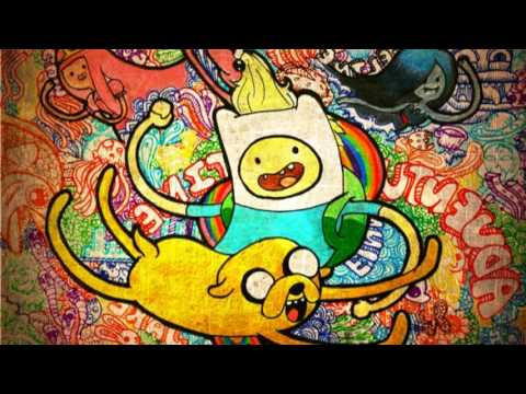 Dubstep Girl Wallpaper Official Adventure Time Youtube Dubstep Electronic Dnb