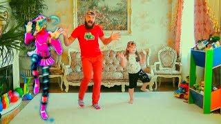 Challenge 💜 Fortnite Dance for Kids 💜 Family Vlog 💜 Funny kids moments💜Фортнайт💜Cool Kids Dance