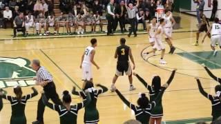 Kevin McAdoo vs Amauri Hardy Basketball Highlights 01202017