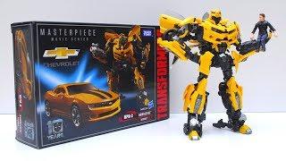 ATR - Transformers MPM-3 Masterpiece Movie Bumblebee Review トランスフォーマー マスターピース ムービー バンブルビー レビュー