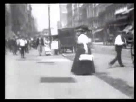What Happened on Twentythird Street, New York City 1901   music richard white