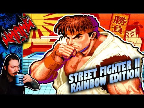 How a Street Fighter II Hack Changed Fighting Games Forever - Gaming Mysteries
