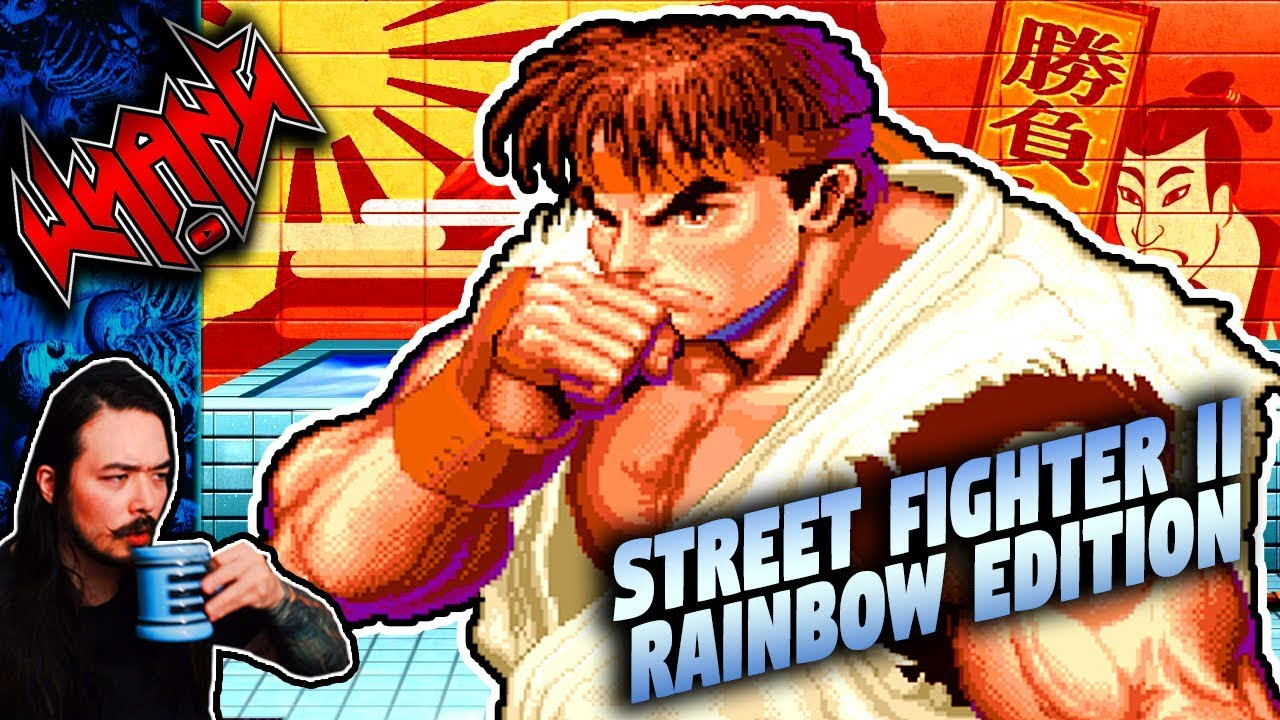The Forbidden Street Fighter Game - Gaming Mysteries