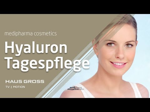 Video Hyaluron Tagespflege 2017 - medipharma cosmetics