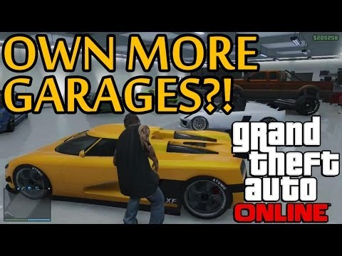 ★ GTA 5 - Own Multiple Apartments & Garages?! Evidence Inside!