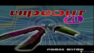 Wipeout XL gameplay (PC Game, 1996)