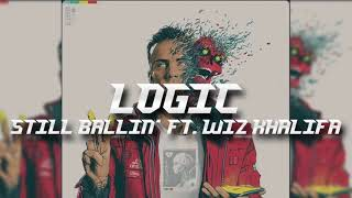 Logic Feat. Wiz Khalifa  'Still Ballin' Type Beat Instrumental | Icy Commando Afraid Different Type