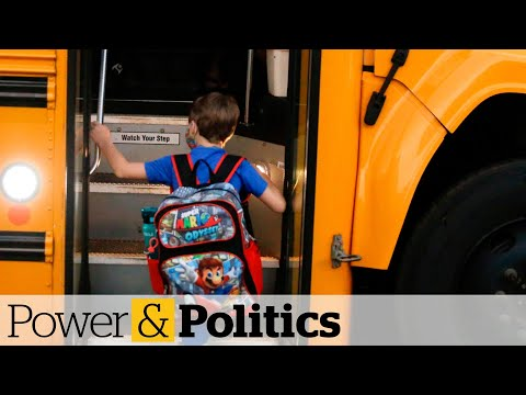 How Do Back-to-school Plans Compare Across Canada?