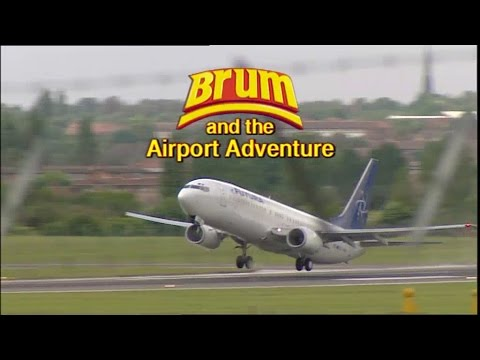 BRUM And The Airport Adventure (03x01)