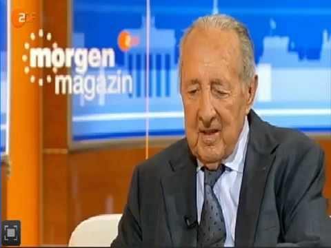ZDF Morgen Magazin: Peter Scholl Latour über die Wahl im Iran 2009
