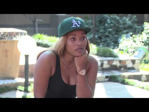 Bucie talks about teen pregnancy - Ep6