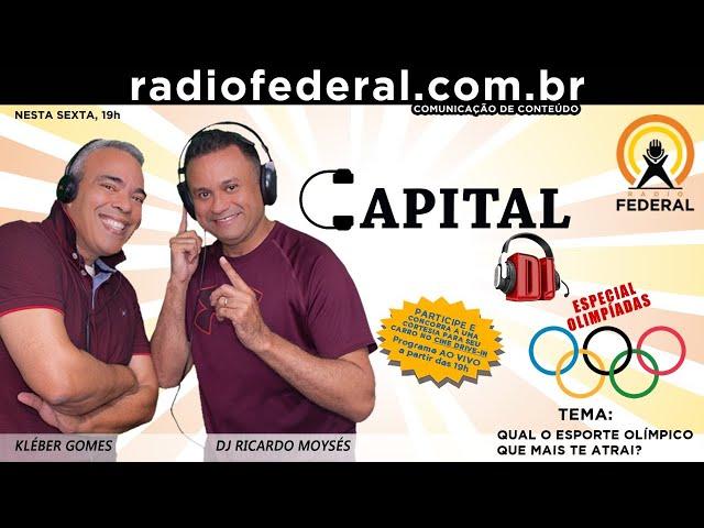 NO AR CAPITAL DJ - 23/07/2021 - Jogos Olímpicos 2021