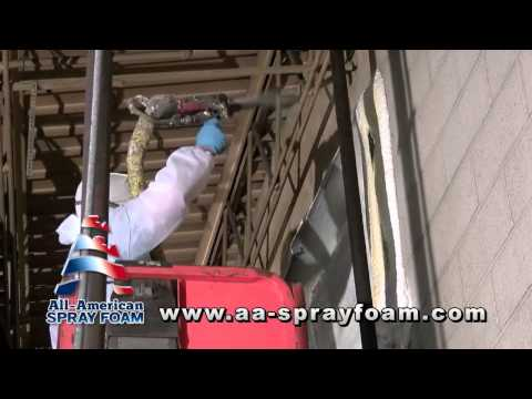 All American Spray Foam Image 2014 HD