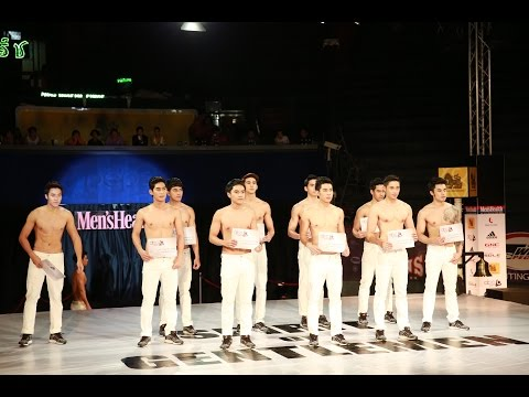 Men's Health Guys' Challenge Thailand 2014 Final (HD)