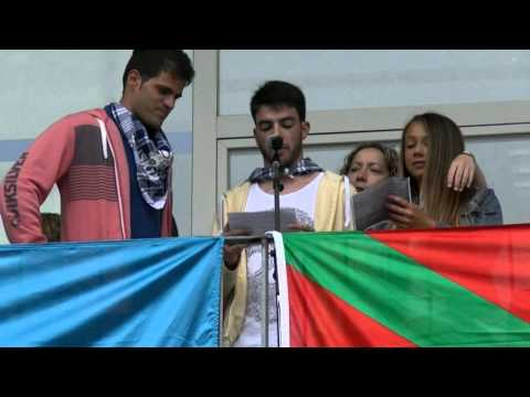 Muskiz ha celebrado su fin de semana festivo, previo a la esperada bajada de las antorchas