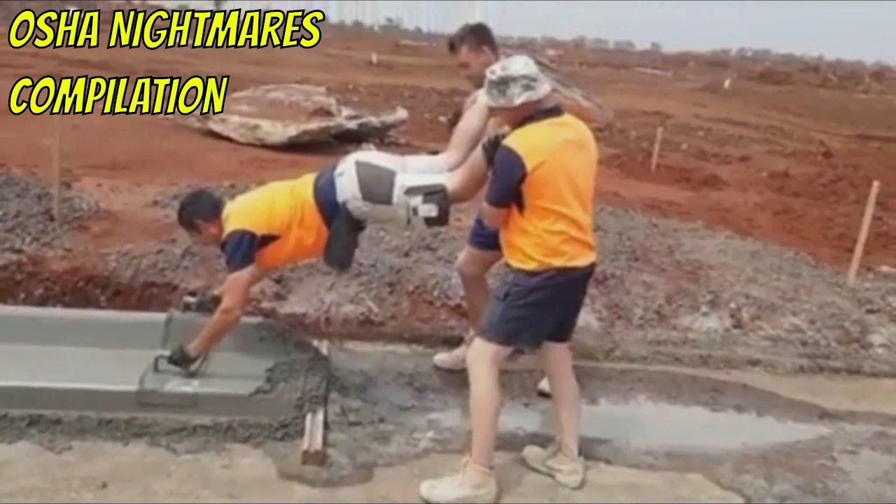 Osha Nightmares Compilation Youtube