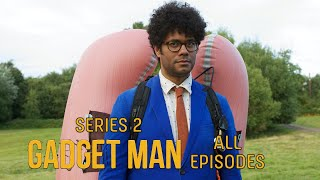 Richard Ayoade's Gadget Man MARATHON: ALL EPISODES - Series 2