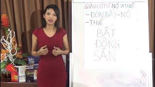 Giàu có từ Nợ và Thuế - Cách mà những người giàu tạo nên vô số tiền bạc cho họ | Nguyễn Thị Vân Anh
