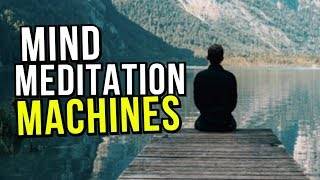 What Are Mind Machines? Light And Sound Meditation Devices EXPLAINED