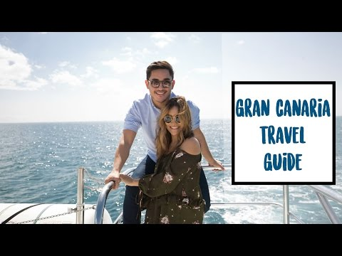 GRAN CANARIA TRAVEL GUIDE | madametamtam