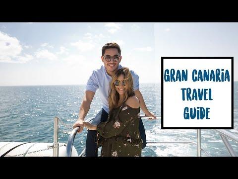 GRAN CANARIA TRAVEL GUIDE | madametamtam