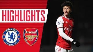 GREENWOOD'S FREE-KICK = 🔥 | Chelsea 2-2 Arsenal U18s | Arsenal Academy Highlights