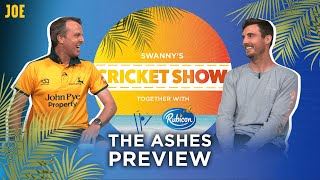 England vs Australia: Ashes 2019 Preview | Swanny's Cricket Show #9