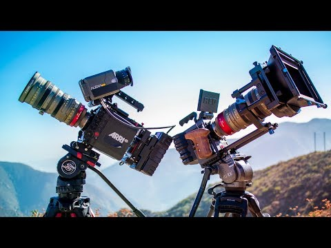 Red Camera Vs Arri Alexa | Cinema Camera Showdown