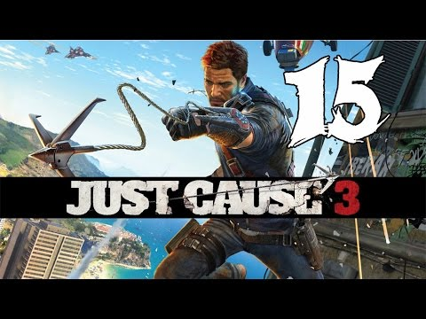 Just Cause 3 - Walkthrough Part 15: Connect the Dots