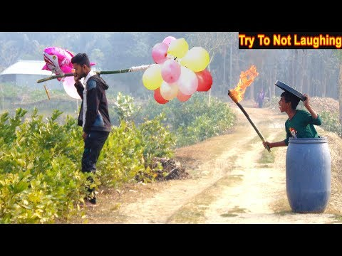 Must Watch Funny😂😂Comedy Videos 2019 - Episode 92 || Jewels Funny ||