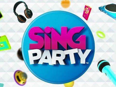 SING PARTY | Wii U Trailer [HD]