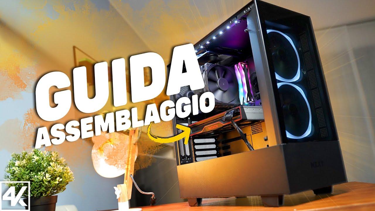 COME ASSEMBLARE UN PC | GUIDA DEFINITIVA