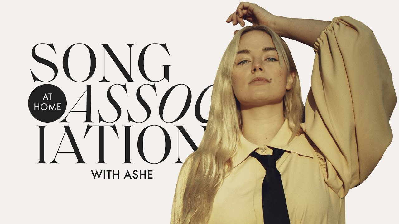 Ashe Sings Frank Sinatra, Conan Gray, & Whitney Houston in a Game of Song Association