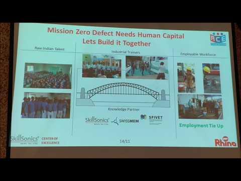 Building Human Capital   a Swiss Approach by Manish Kothari IIF Eascon 25Nov17
