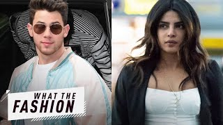 Are Nick Jonas & Priyanka Chopra Rocking Thrifty Fashions? | What the Fashion | S2, Ep. 11 | E! News