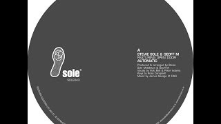 Stevie Sole & Geoff M feat. Opendoor - Automatic (Vocal Mix) Solemusic (SOLE045)