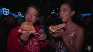 Barstool Pizza Review - Sports Illustrated Swimsuit Red Carpet
