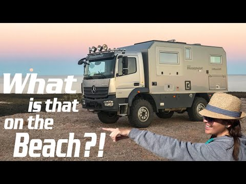 You Will Not Believe What We Found In Baja California Beach ► | Travel RV Mexico EP4