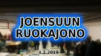 Joensuun Ruokajono 4 2 2019