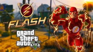 GTA V PC Mods - THE FLASH MOD!!! GTA 5 How To Install The Flash Script Mod By NIBStyle (TUTORIAL!)