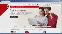 Erklärvideo: Zugang Kabel Homepage
