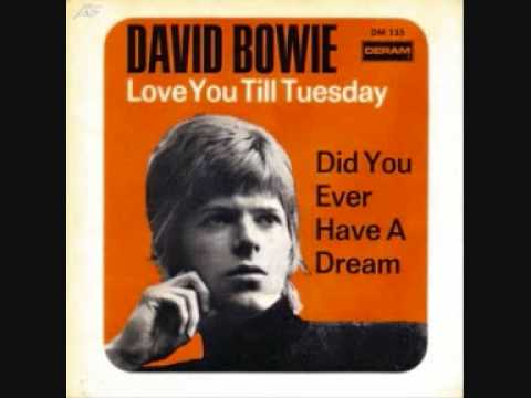 David Bowie - Have You Ever Have A Dream