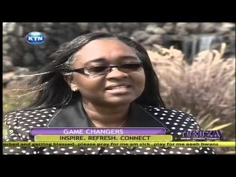 Tukuza game changer interview with Christine Orono