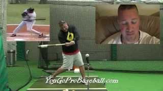 baseball hitting mechanics swing plane bat path