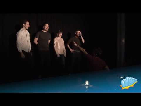 The Inflatables at The London Improv Theatre 10 2 2017