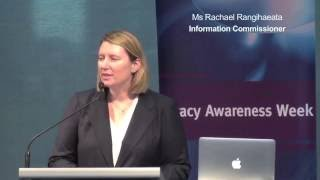 Official Launch of Privacy Awareness Week 2016 in Queensland