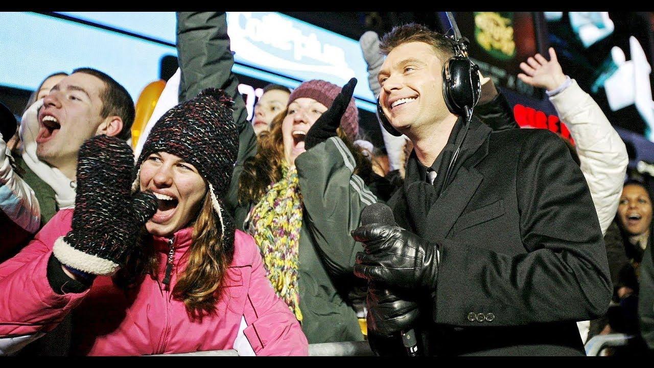WATCH: 'Dick Clark's New Year's Rockin' Eve with Ryan Seacrest ...