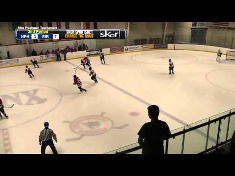 FULL GAME | East Islip Red vs Northport Huntington - 09.13.13 | Rinx Freshman Tournament