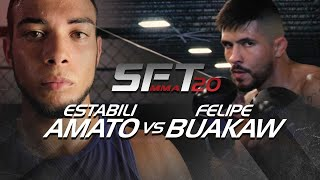 SFTMMA20 | ESTABILI AMATO VS FELIPE BUAKAW