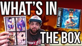 Street Fighter, Final Fantasy, and Fred Couples - WHAT'S IN THE BOX?   RGT 85